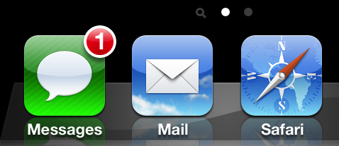 iPhone Messages App Showing 1 Unread Message Even Though ...